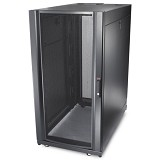 "APC NetShelter SX 19"" Closed 24U-1070mm [AR3104] - Black - Rack System Closed"